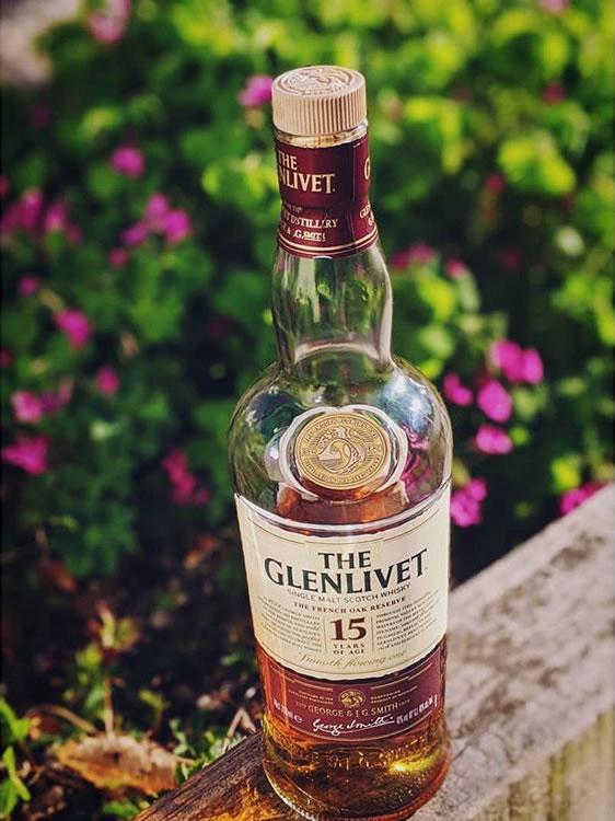 Glenlivet 15