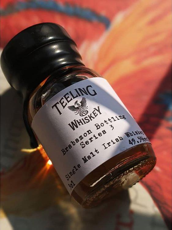 Teeling Whiskey Brabazon Series 3