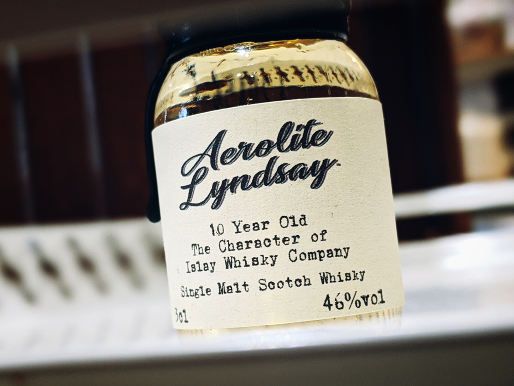 Aerolite Lyndsay 10 - Jeff Whisky
