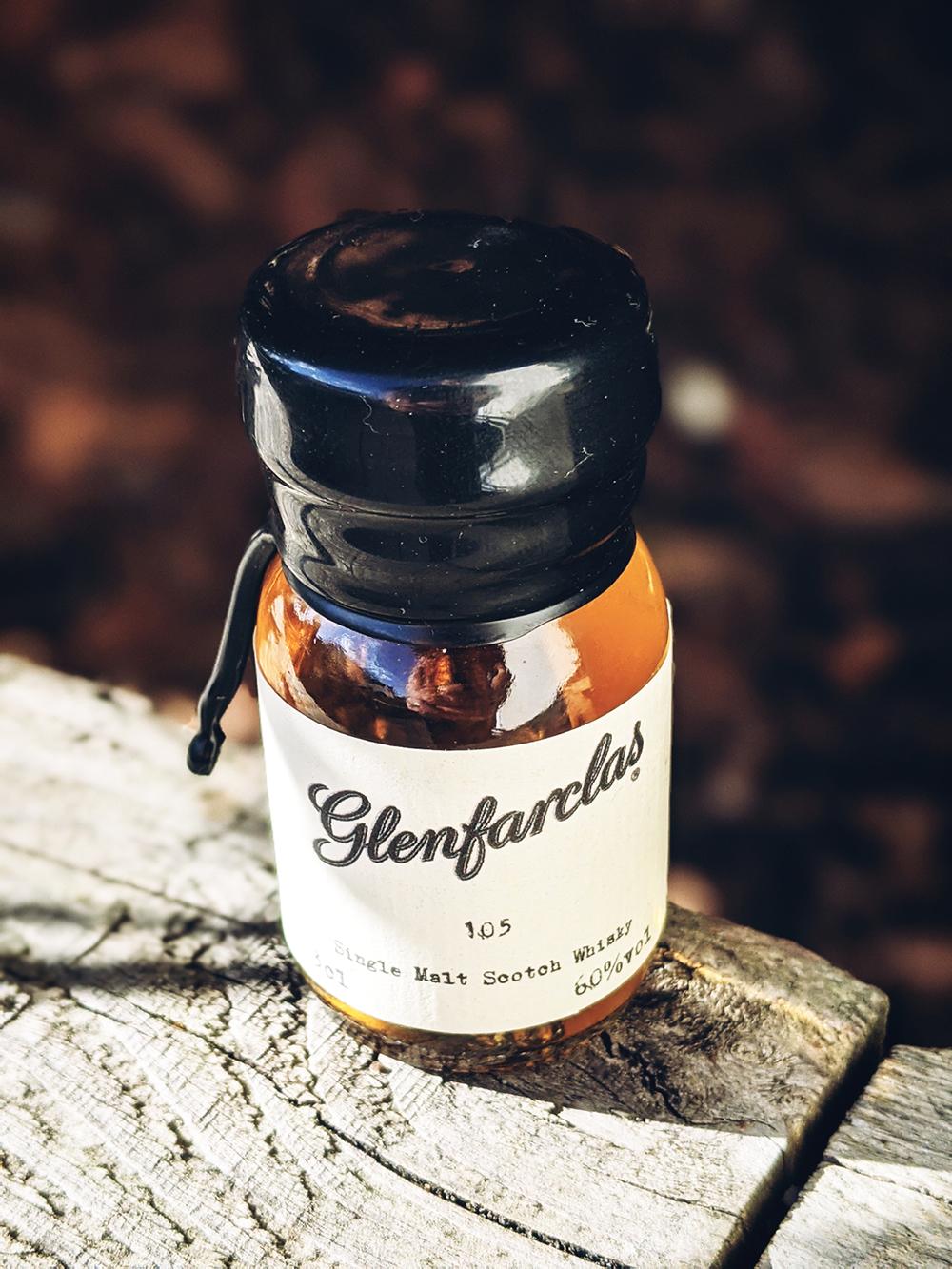 Glenfarclas 105 Whisky Review - Jeff Whisky