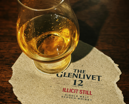 Glenlivet Illicit Still Whisky Review - Jeff Whisky