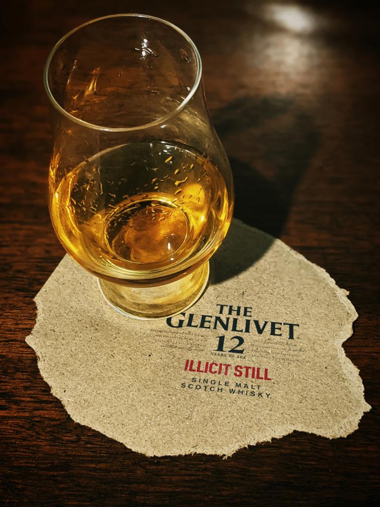 Glenlivet Illicit Still Whisky Review - Jeff Whisky