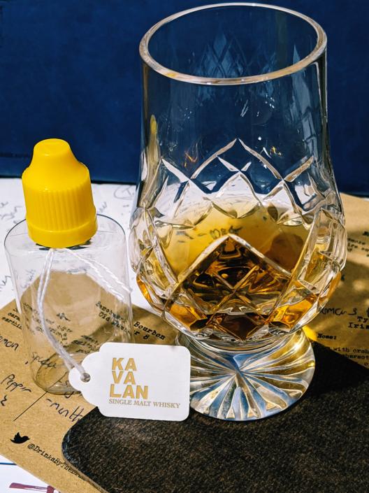 Kavalan Single Malt - Jeff Whisky Review