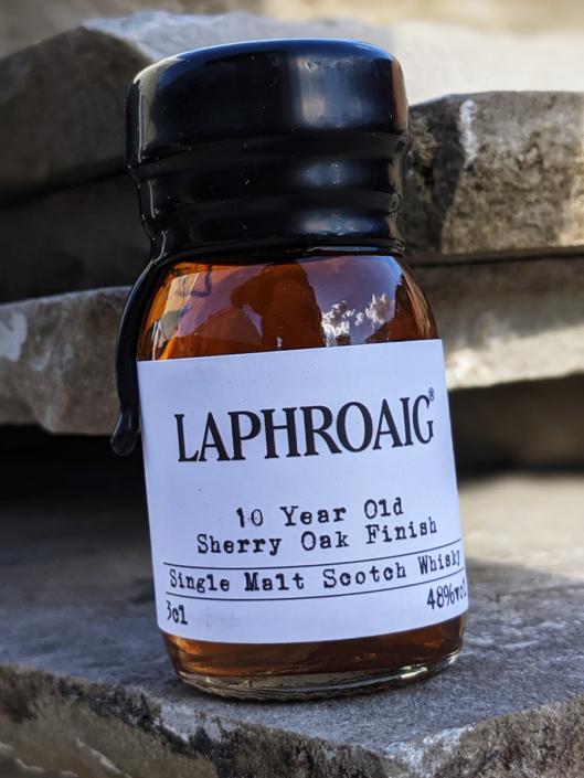 Laphroaig 10 Sherry Cask Review